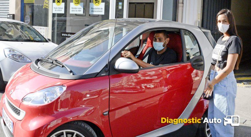 Diagnostic'Auto fait la Une du Progrès le 29/09/2020